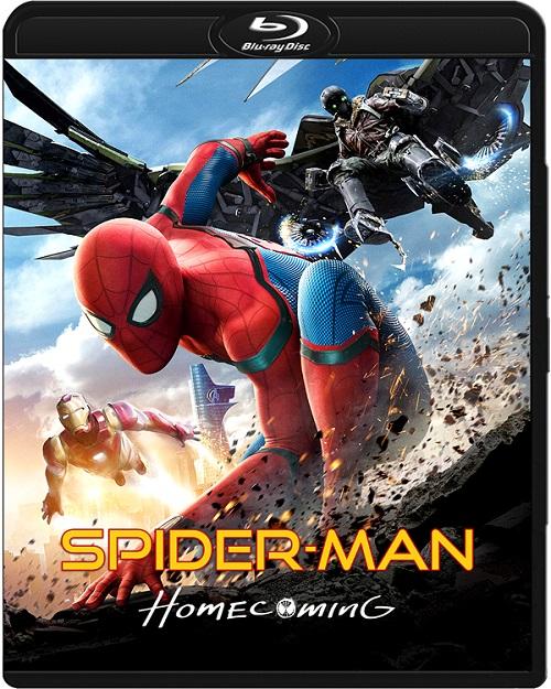 Spider-Man: Homecoming (2017) V2.MULTi.720p.BluRay.x264.DTS.AC3-DENDA / LEKTOR, DUBBING i NAPISY PL