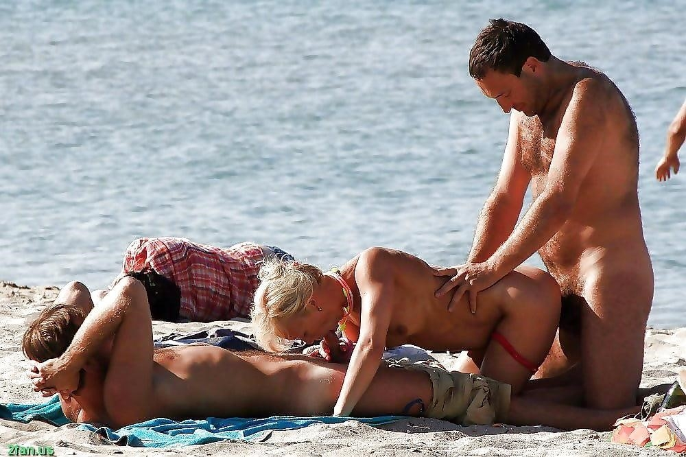 Asian beach orgy-4564