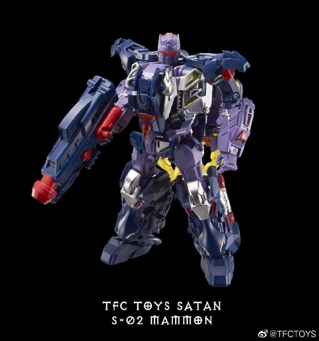 [TFC Toys] Produit Tiers - Jouet Satan (S-01 à S-05) - aka Abominus WWpgxu7j_o