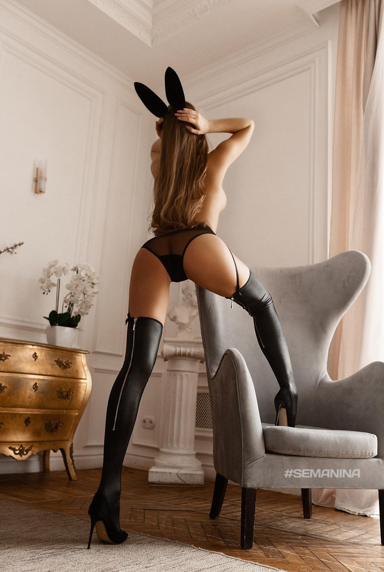 Сексуальная зайка Елизавета Вайсс / фото 03