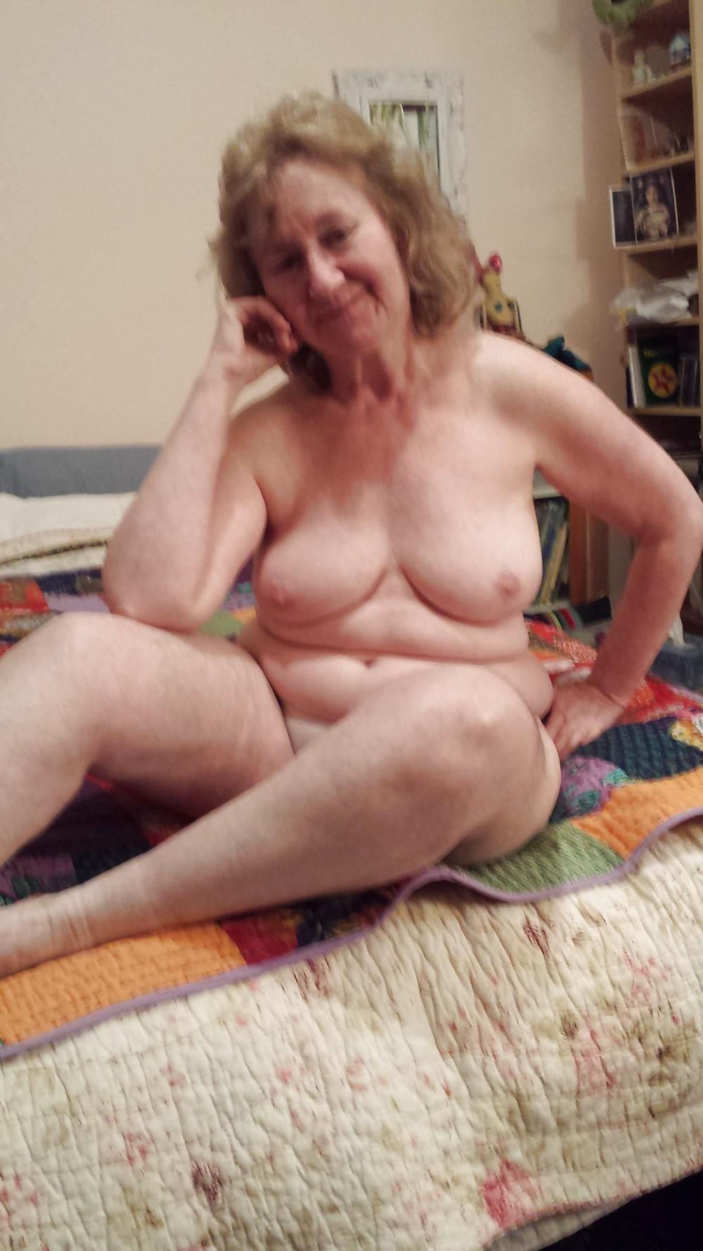 Chubby granny nude pics-5768