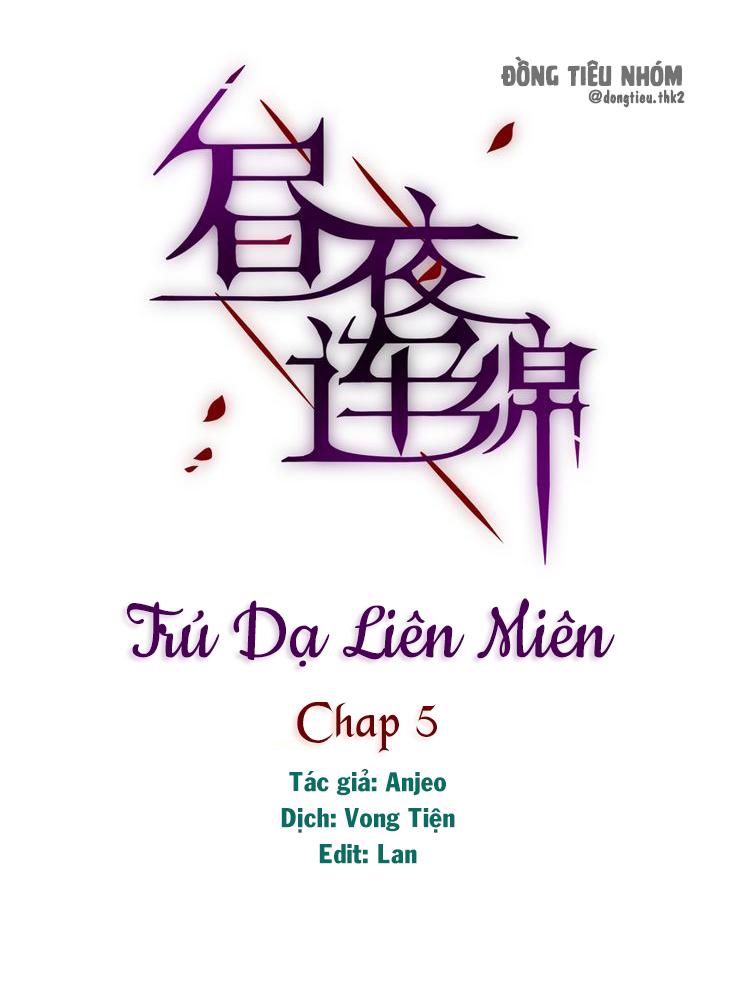 Đêm Ngày Không Dứt Chap 5 . Next Chap Chap 6