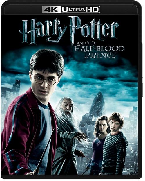 Harry Potter i Książę Półkrwi / Harry Potter and the Half-Blood Prince (2009) MULTi.REMUX.2160p.UHD.Blu-ray.HDR.HEVC.DTS-X7.1-DENDA / DUBBING i NAPISY