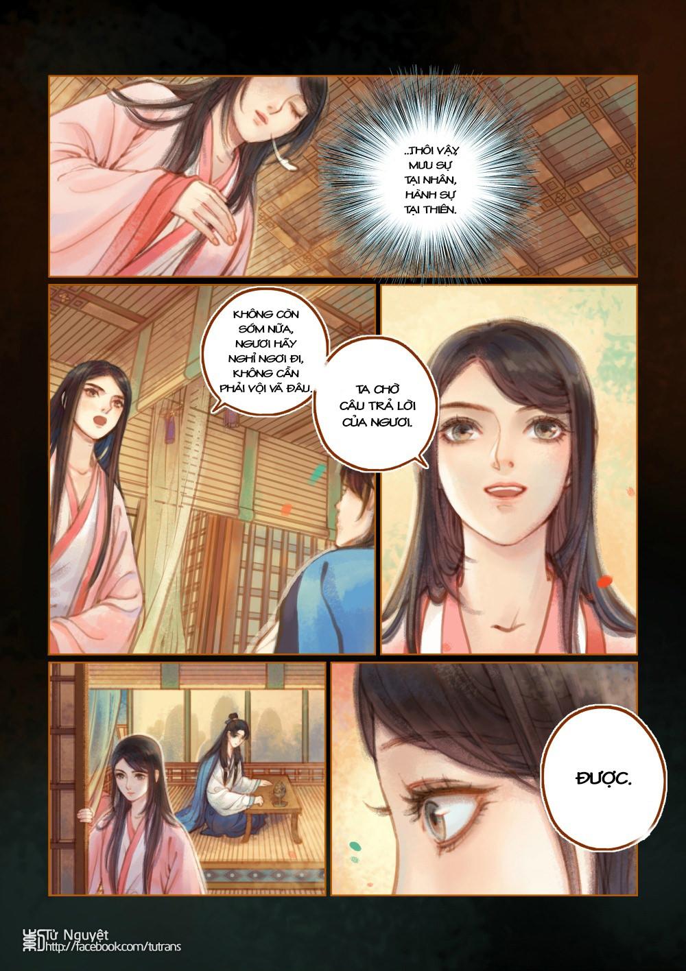 Phượng Tù Hoàng Chapter 16 - Trang 11