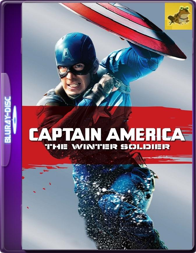 Capitán América Y El Soldado Del Invierno (2014) Brrip 1080p (60 FPS) Latino / Inglés