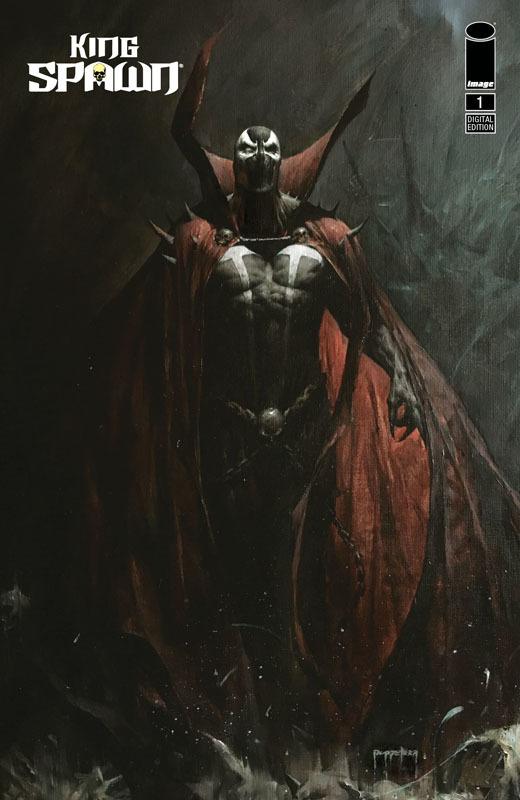 King Spawn #1-3 (2021)