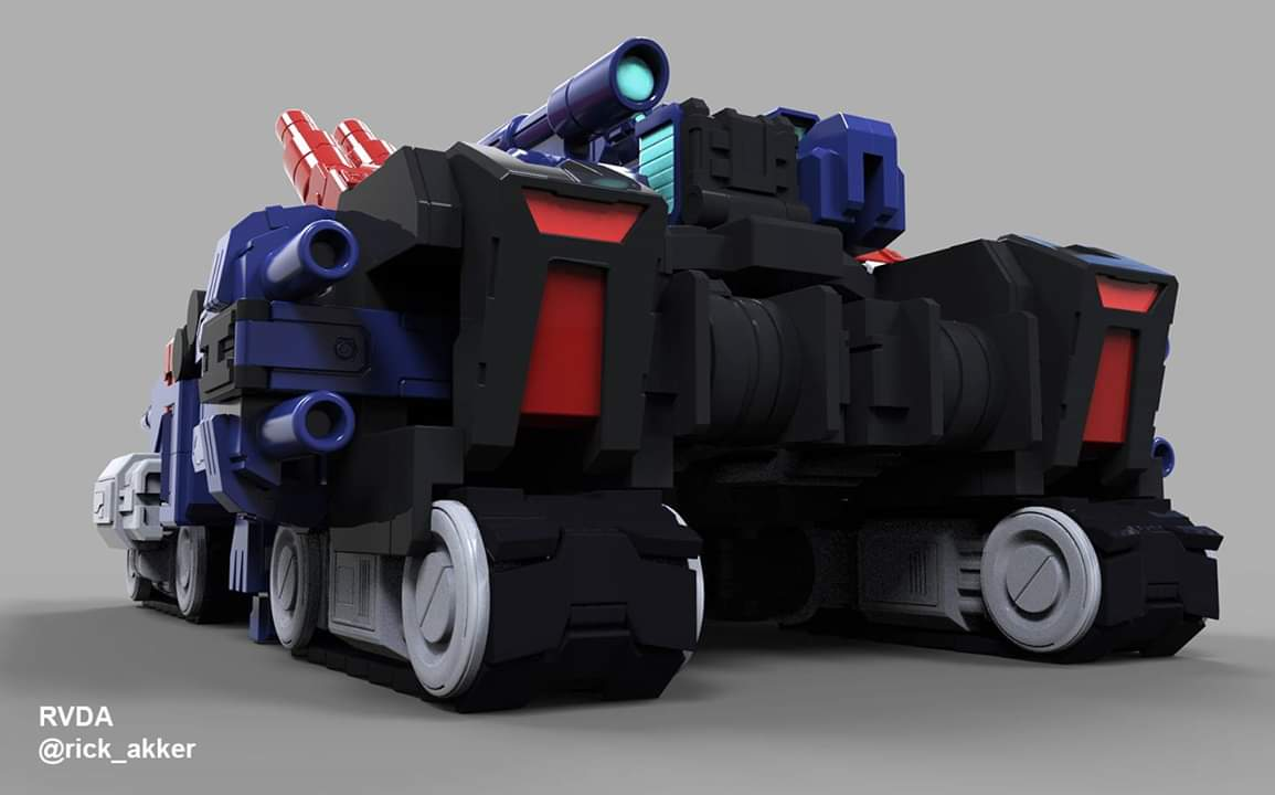 [Mastermind Creations] Produit Tiers - R-50 Supermax - aka Fortress/Forteresse Maximus des BD IDW P27IvErn_o