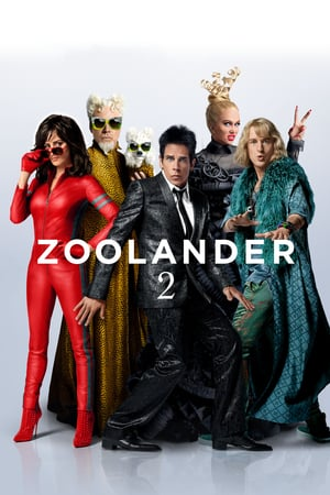 Zoolander 2 [2016][BD-Rip][720p][Lat-Cas-Ing][Comedia]