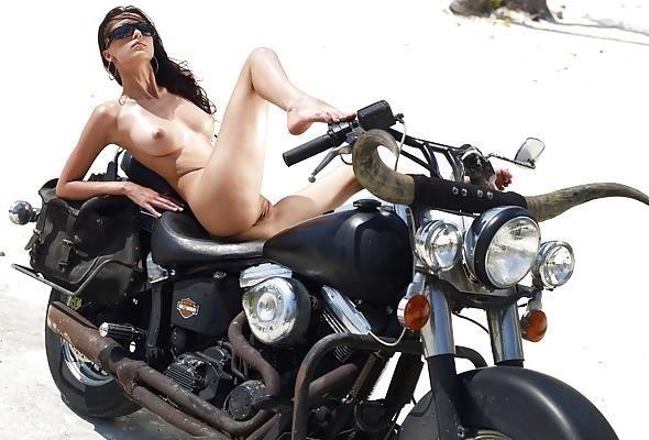 Girls bike with handle-9725