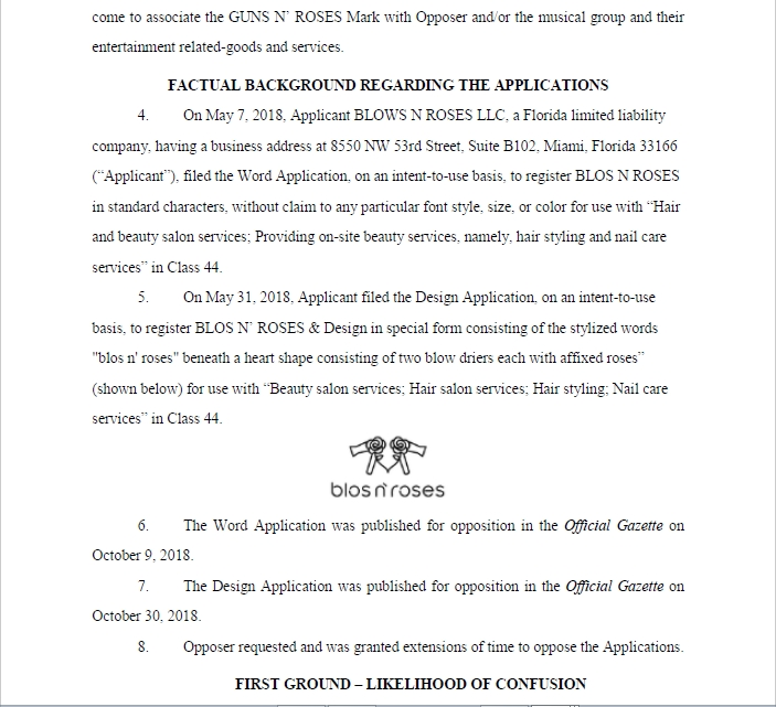 Guns N' Roses sues brewery company (lawsuit document) VEnikobI_o