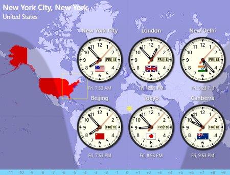 Sharp World Clock v8 5 0-CRD