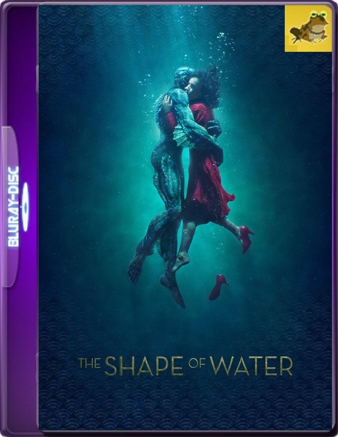La Forma Del Agua (2017) Brrip 1080p (60 FPS) Latino / Inglés