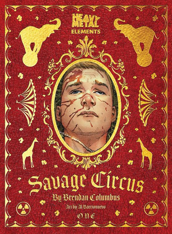 Savage Circus #1-4 (2020-2021)