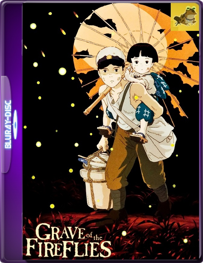 La Tumba De Las Luciérnagas (1988) Brrip 1080p (60 FPS) Latino / Japonés