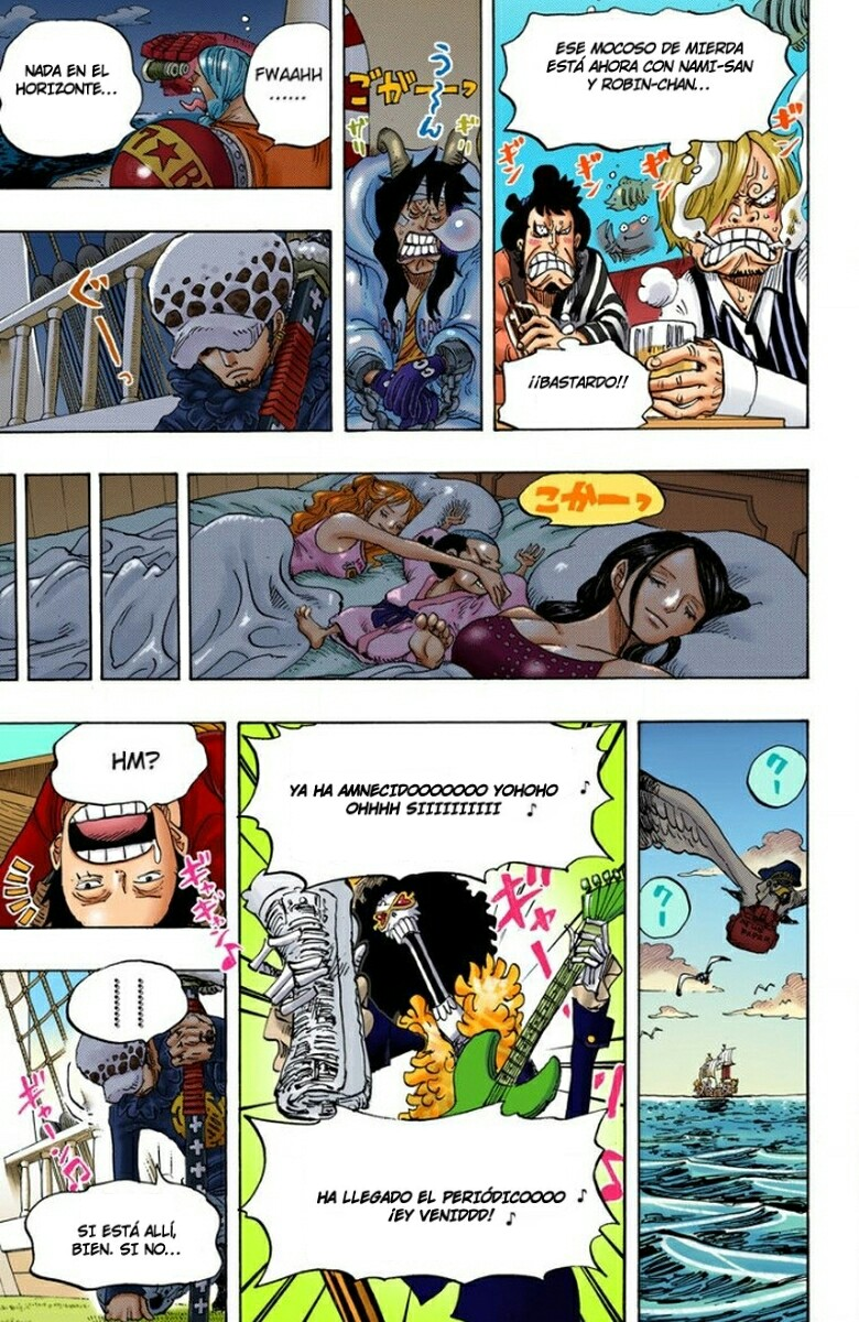 One Piece Manga 698-699 [Full Color] [Punk Hazard] DZU0vTN2_o