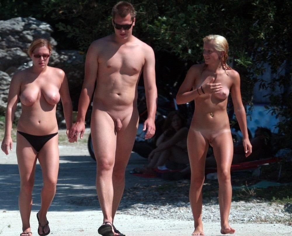Nude beach bukake-2203