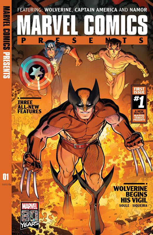 Marvel Comics Presents Vol.3 #1-9 (2019)