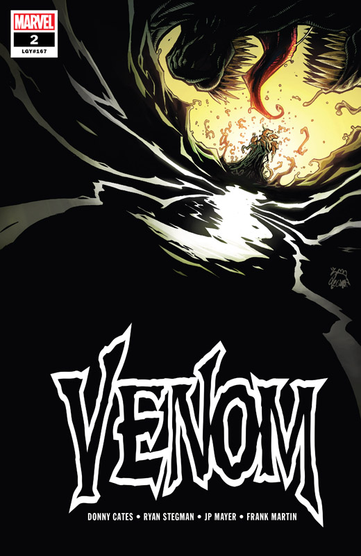 Venom Vol.4 #1-12 + Annual (2018-2019)