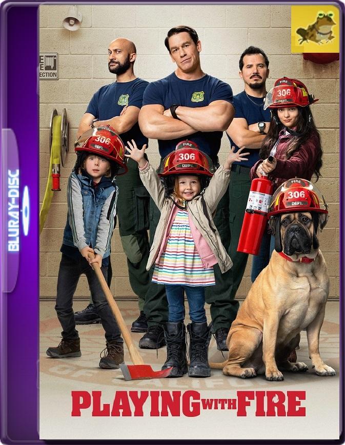 Jugando Con Fuego (2019) Brrip 1080p (60 FPS) Latino / Inglés
