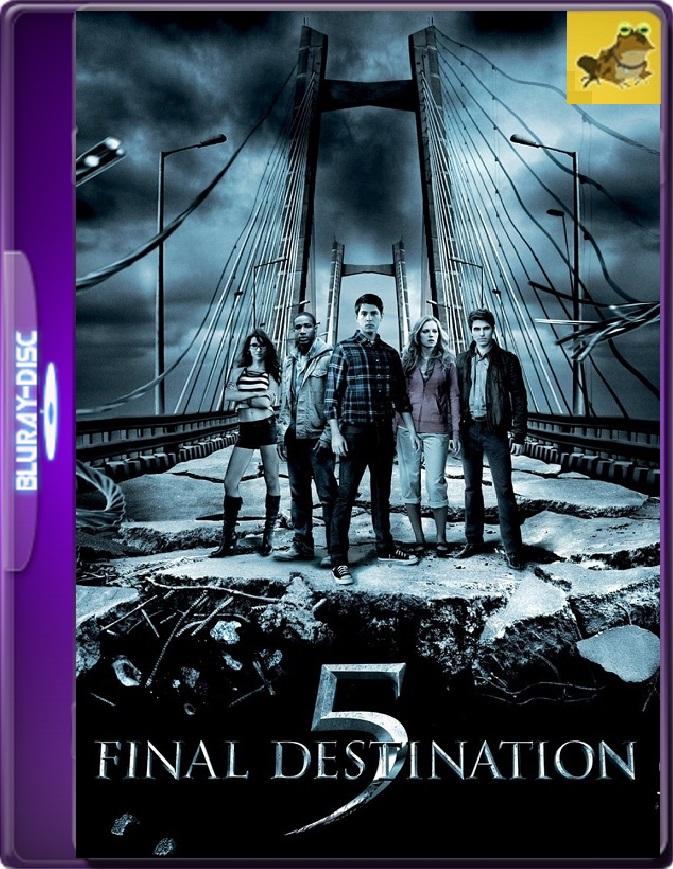 Destino Final 5 (2011) Brrip 1080p (60 FPS) Latino / Inglés