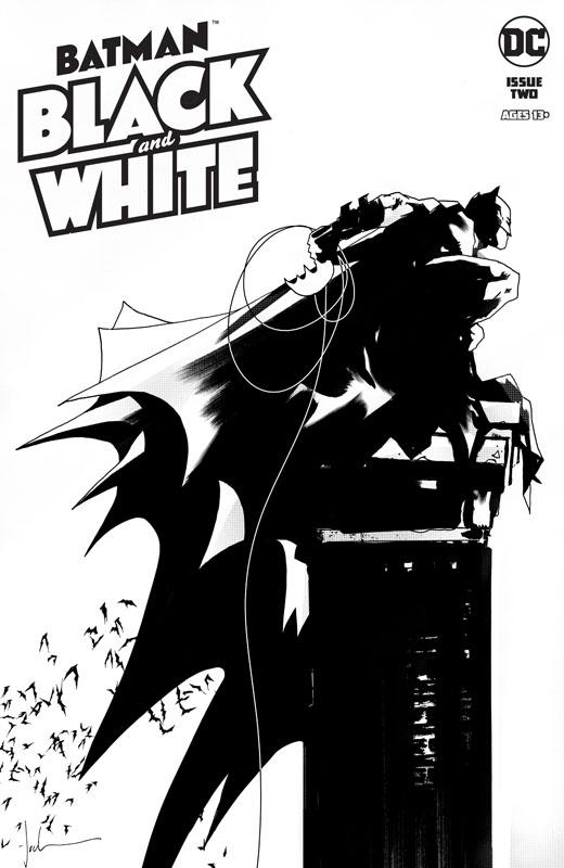 Batman Black & White #1-6 (2021)