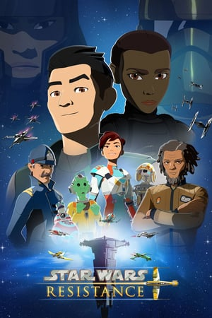 Star Wars Resistance S02E06 From Beneath 1080p WEB DL DD5 1 H 264 LAZY