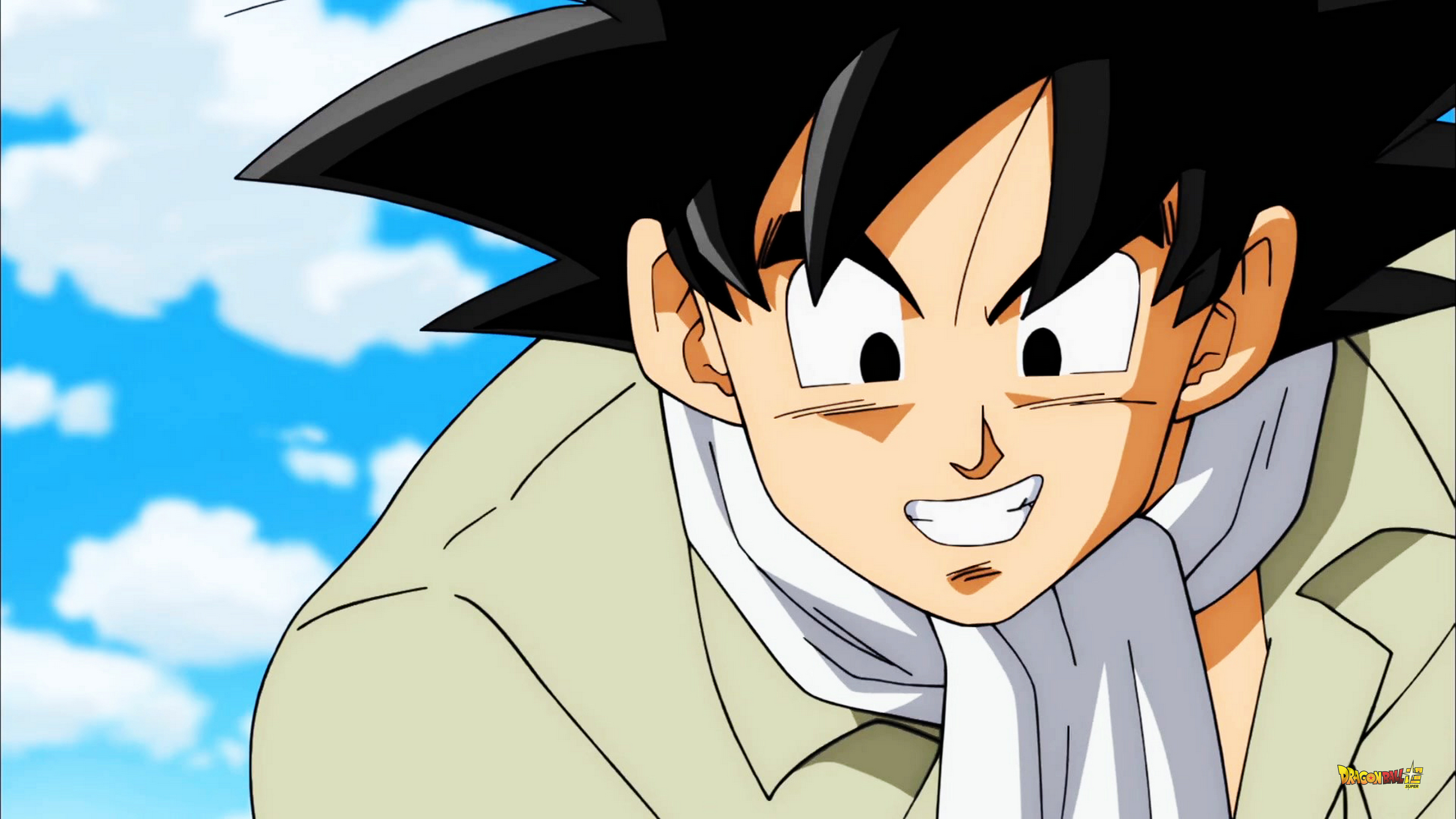 Dragon Ball Super Season 1 Episode 1 S01E01 4k uHD Wallpapers 03 Goku works in his radish field, but wants to go training and fighting.