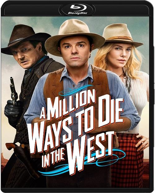 Milion sposobów, jak zginąć na Zachodzie / A Million Ways to Die in the West (2014) THEATRICAL.MULTi.720p.BluRay.x264.DTS.AC3-DENDA / LEKTOR i NAPISY PL