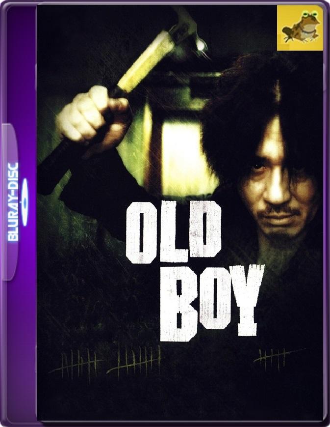 Oldboy (2003) Brrip 1080p (60 FPS) Coreano Subtitulado