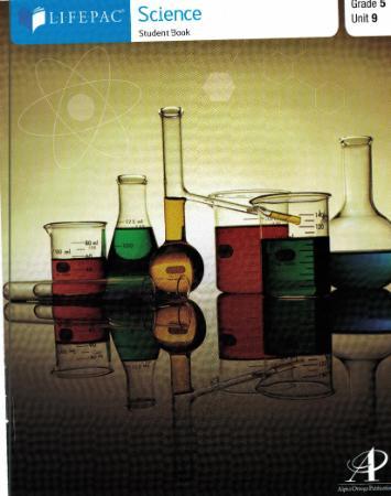Alpha Omega 5th Grade Science 509