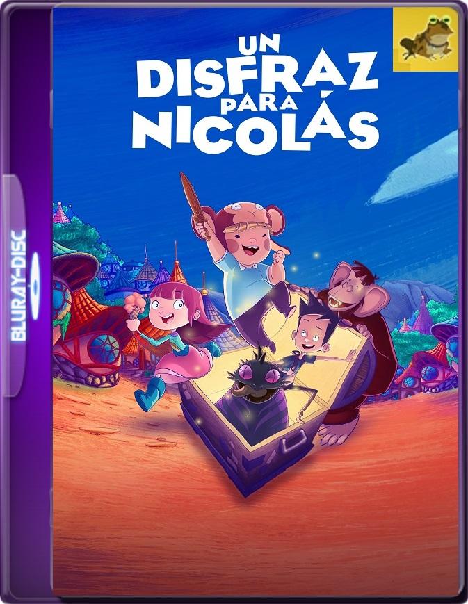 Un Disfraz Para Nicolás (2020) WEB-DL 1080p (60 FPS) Latino