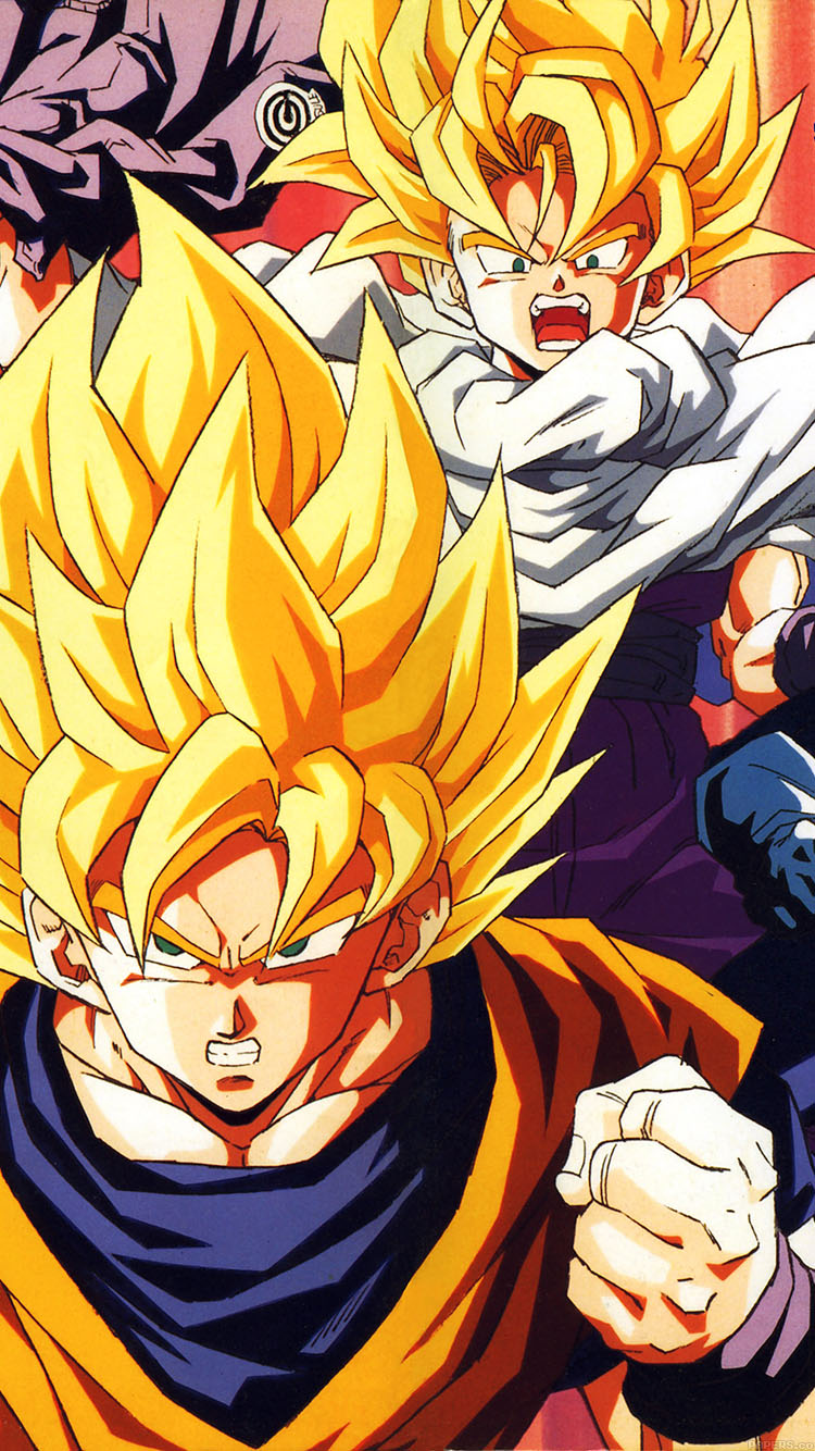 21 Top Dragon Ball Z Wallpaper for Your iPhone and Android Mobile Phone 3