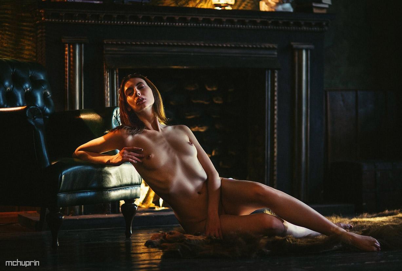 Ангелина Арайс, фотограф Максим Чуприн / Angelina Arajs nude by Maxim Chuprin