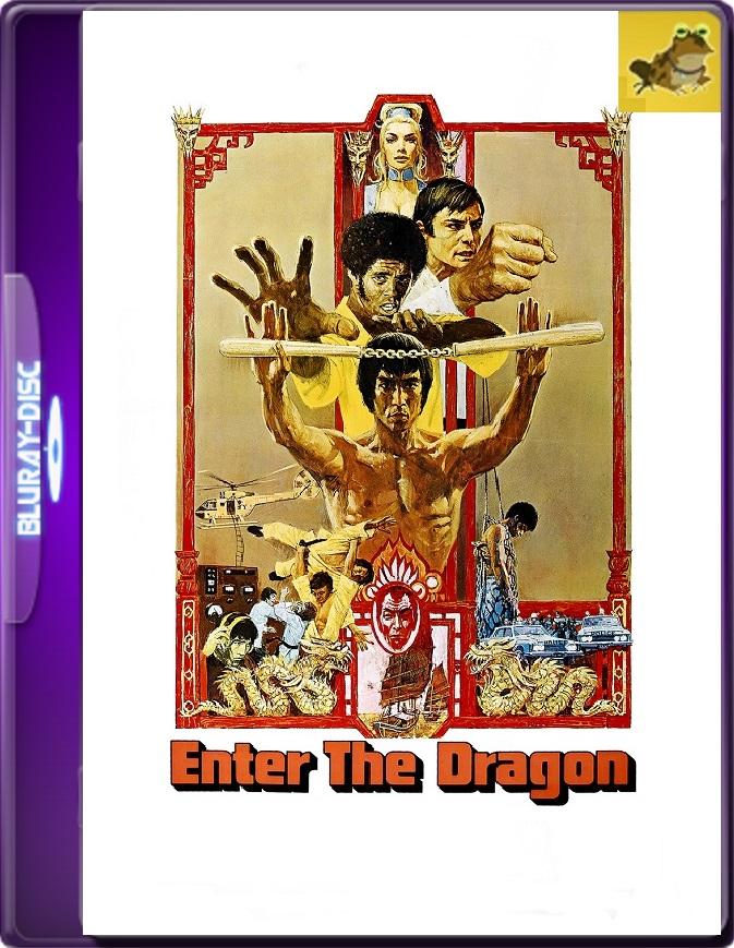 Operación Dragón (1973) Brrip 1080p (60 FPS) Latino / Inglés