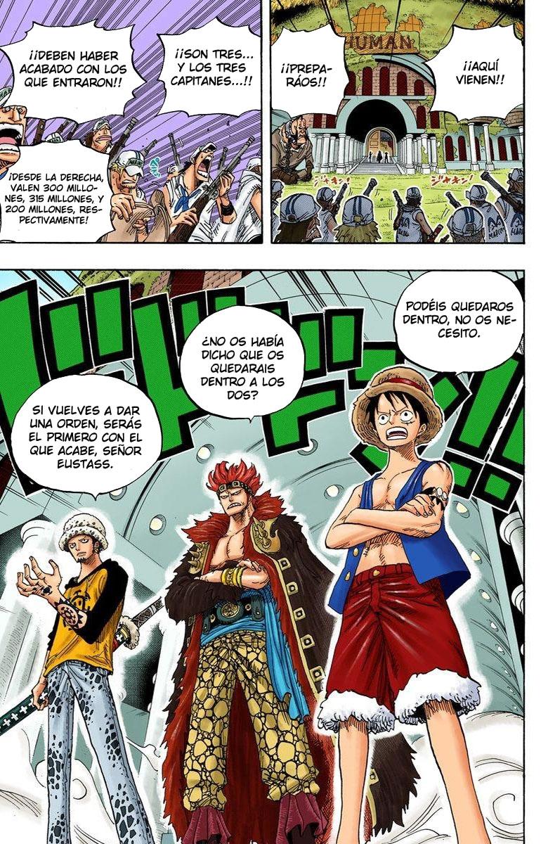 One Piece Manga 501-505 [Full Color] Eda5A9k9_o