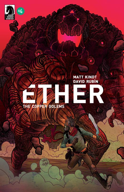 Ether #1-5 (2016-2017) Complete