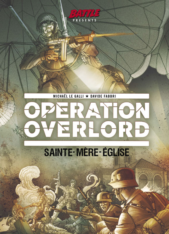 Operation Overlord 01-04 (2019)