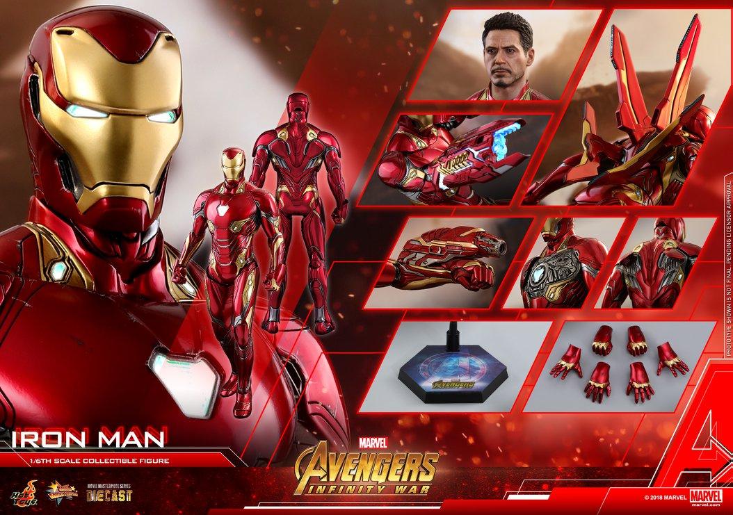 Avengers - Infinity Wars - Iron Man Mark L (50) 1/6 (Hot Toys) 1G1yCAXq_o