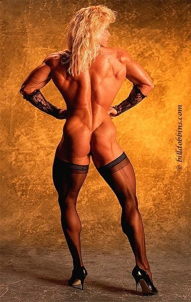 Body builders with big clits-2991