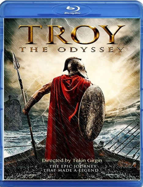 Trojańska Odyseja / Troy the Odyssey (2017) PL.720p.BluRay.x264-KiT / Lektor PL