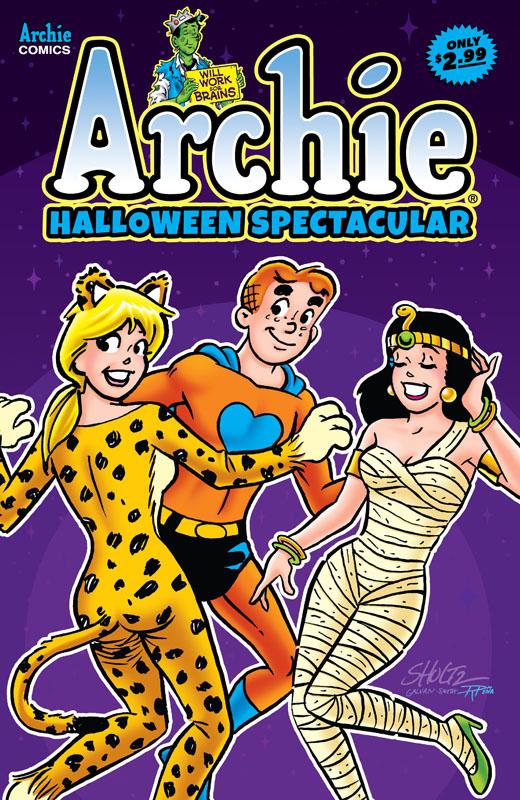 Archie Halloween Spectacular (2018-2020)