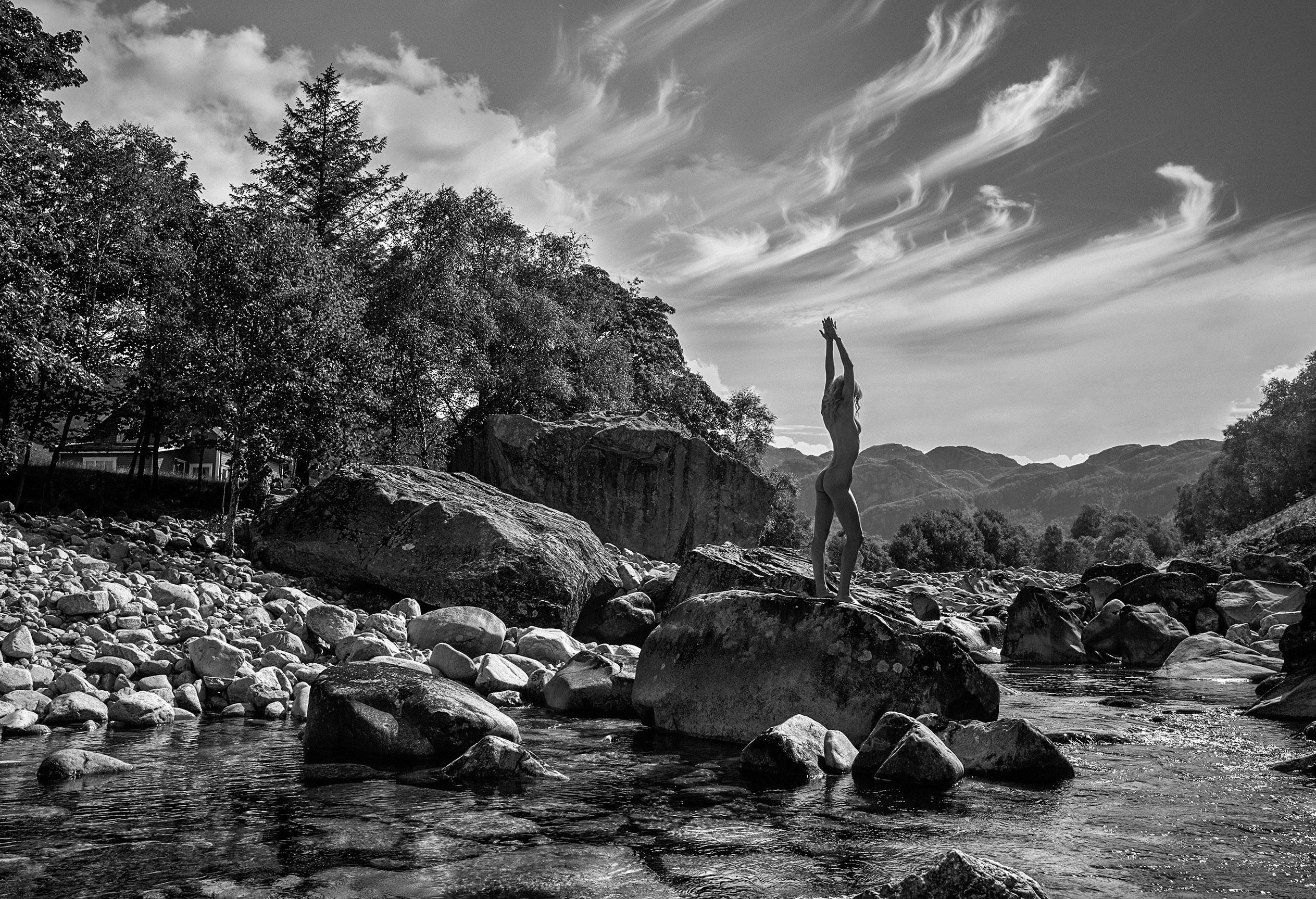 эротический календарь 12 чудес природы / Норвегия 2018 / фото 14