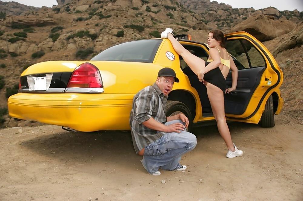 Public taxi porn-7859