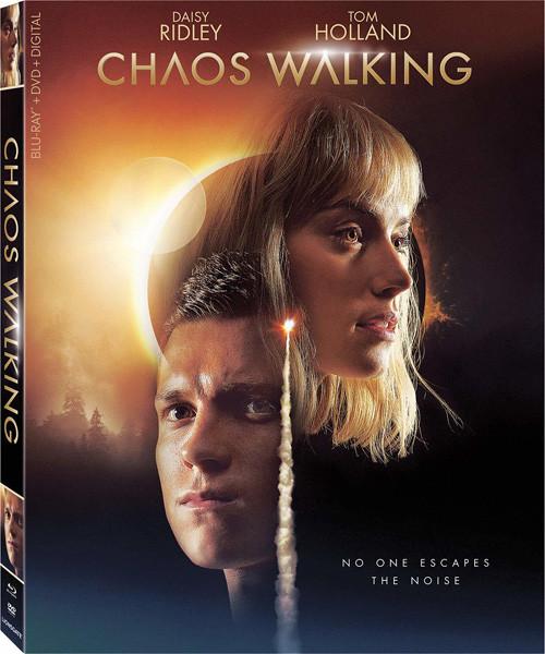 Поступь хаоса / Chaos Walking (2021/BDRip/HDRip)