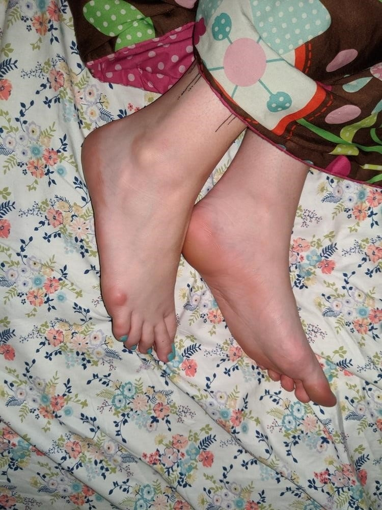 High arch feet fetish-3230