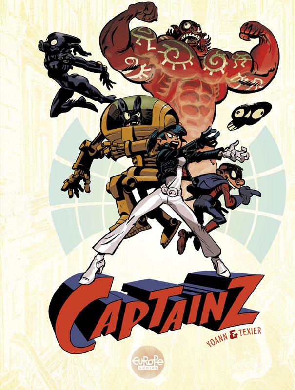 CaptainZ (Europe Comics 2019)