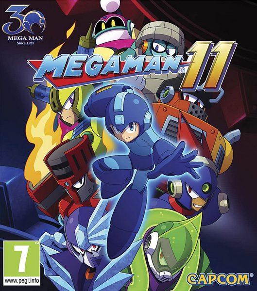 Mega Man 11 (2018/RUS/ENG/RePack by SpaceX)
