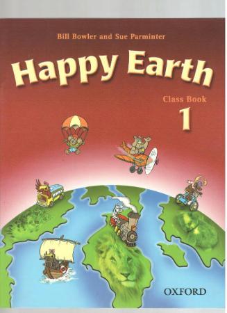Happy Earth 1 Class Book