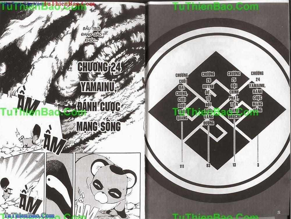 Gia Tộc Kumo Chap 006 . Next Chap 7