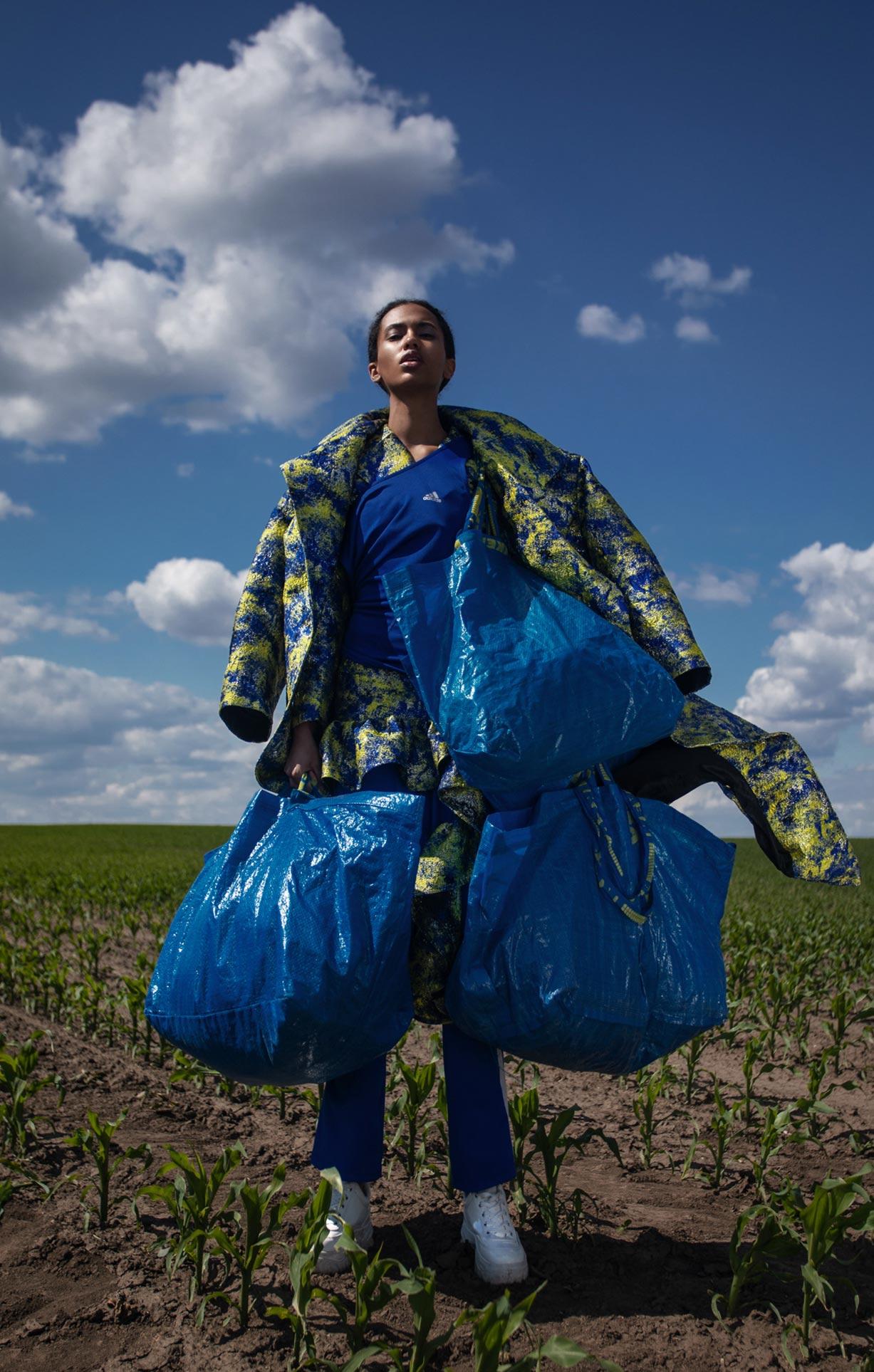 Нетрадиционный взгляд на модную одежду / фото 15